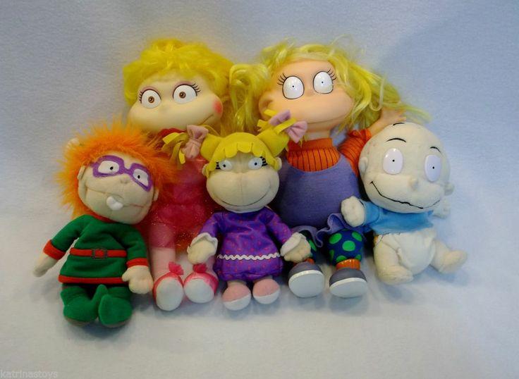 chuckie rugrats toys - photo #19