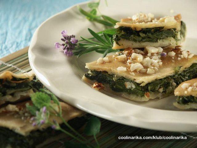 Swiss chard pie: Soparnik
