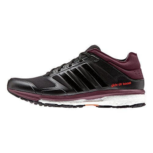 adidas Running Womens Supernova Glide Boost ATR BlackBlackMaroon Sneaker 11 B M *** You can find out more details at the link of the image.(This is an Amazon affiliate link)