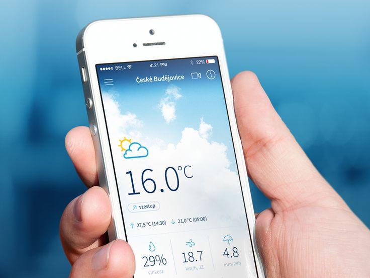 Dribbble - Inpocasi iOS app by Marek Levák