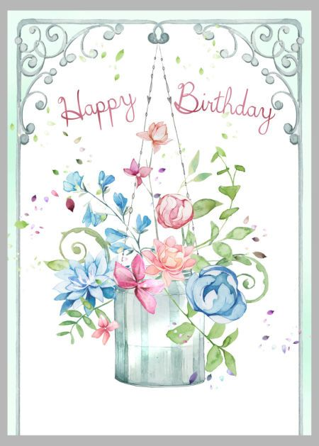 Victoria Nelson - Victoria Nelson - Hanging flowers jar.jpg