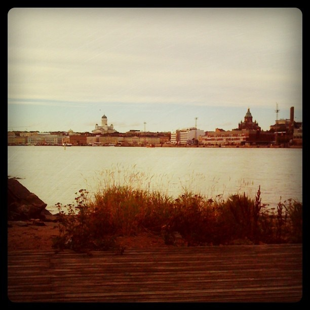 View from NJK, septemberish. Photo by UllaLydia feat Instagram