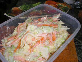 Zsuzsa ízutazásai.: Coleslaw saláta.