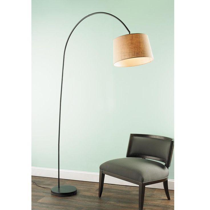 Modern Basic Arc Floor Lamp