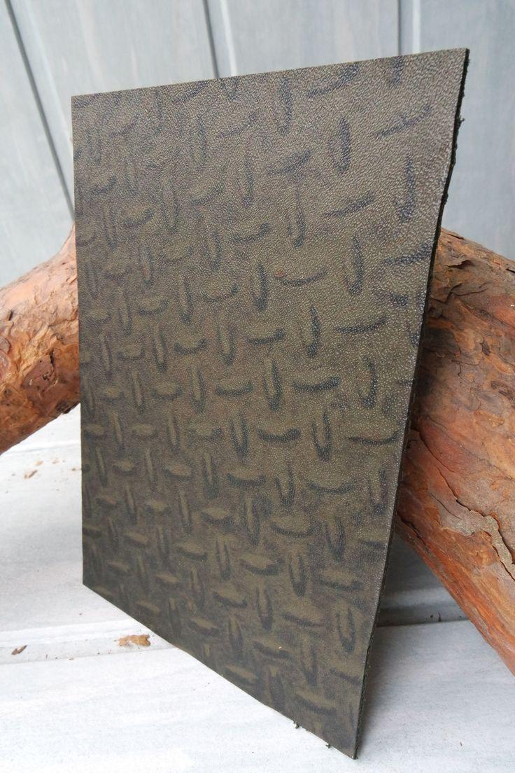 Kydex full overprint. Metal texture.  /  Pełny nadruk na kydex. Tekstura metalu.