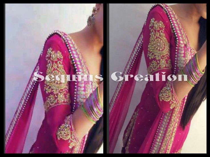 Punjabi suit ;)