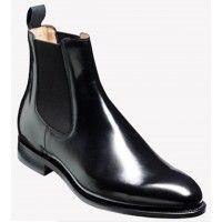 Barker Shoe Style: Bedale - Black Hi-Shine