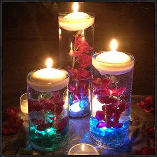 126 Best Images About Wedding Centerpiece Ideas With Led