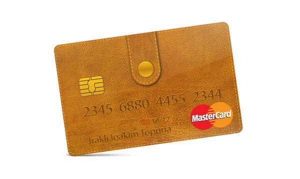 Credit card design concept (Idea for sale)