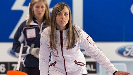 Canada's Rachel Homan gets 1st win at curling worlds - http://f3v3r.com/2013/03/17/canadas-rachel-homan-gets-1st-win-at-curling-worlds/