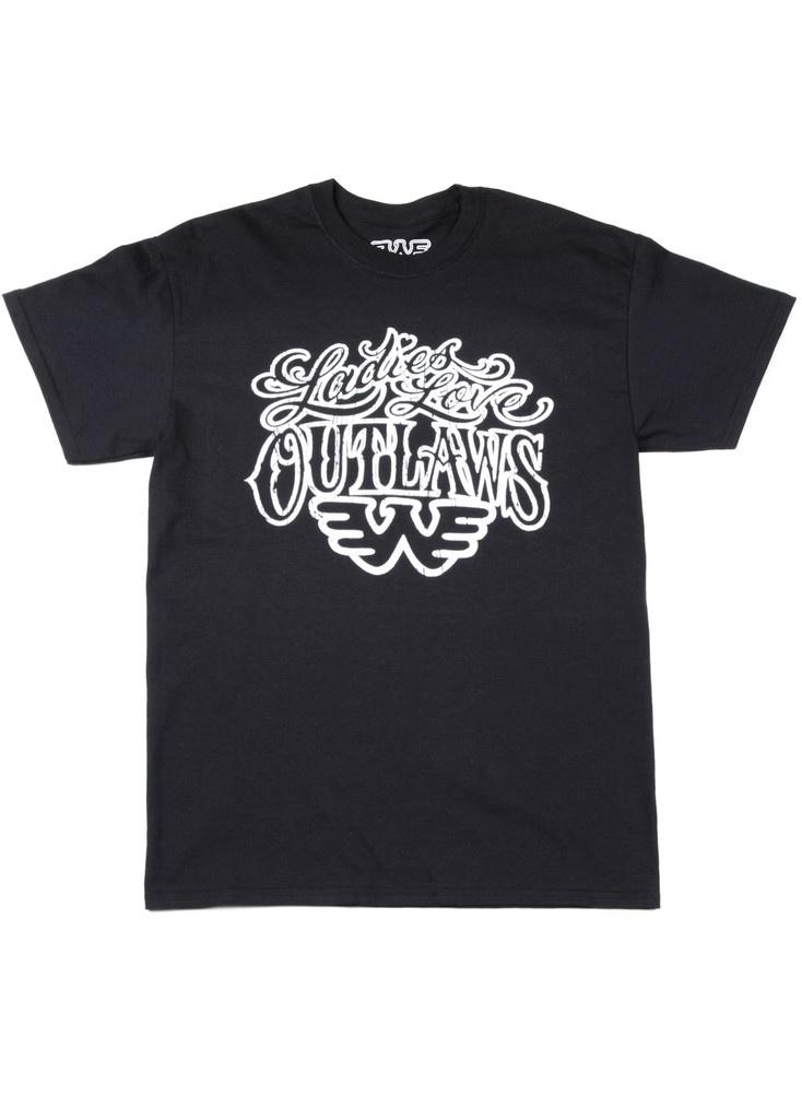 Ladies Love Outlaws Waylon Jennings Tee Shirt I WANT THIS SHIRT! LOVE WAYLON!