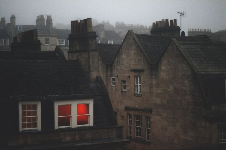 jukeboxboombox:  Rooftops #3. December 2013. Bath. By Mike Sutton Facebook For Sale