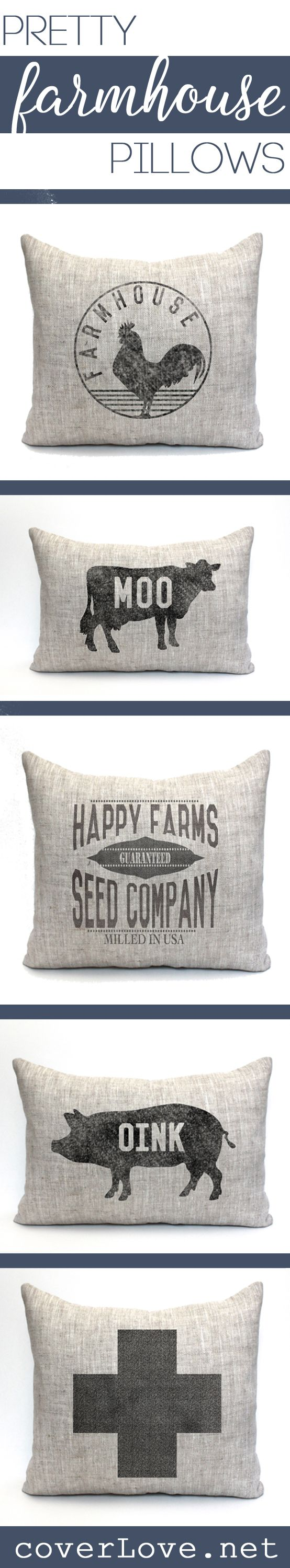 farmhouse pillows, rustic pillows, rustic decor, farmhouse decor, custom pillows, farmhouse living
