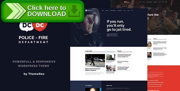 [ThemeForest]Free nulled download Police & Fire Departments and Security Business from http://zippyfile.download/f.php?id=26077 Tags: body guard, business, emergency, fire department, Fire Fighters, officer, police, police department, protection, safety, security, visual composer, volunteer