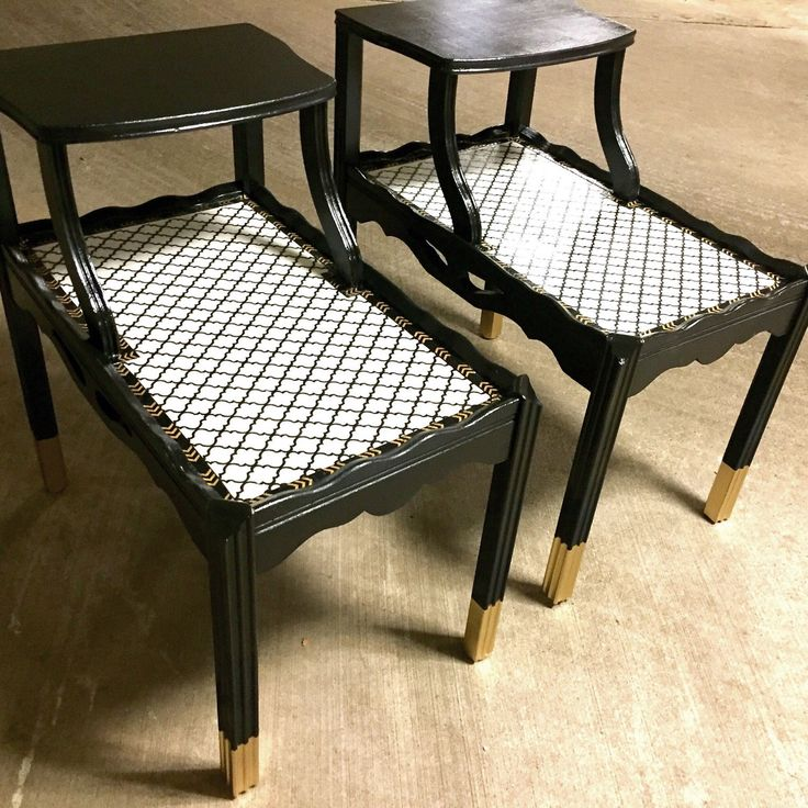 Best 38 Best Two Tiered End Tables Images On Pinterest 400 x 300