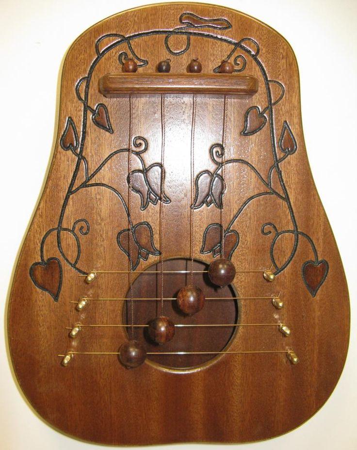 21 Best Door Harps Images On Pinterest Harp Woodworking