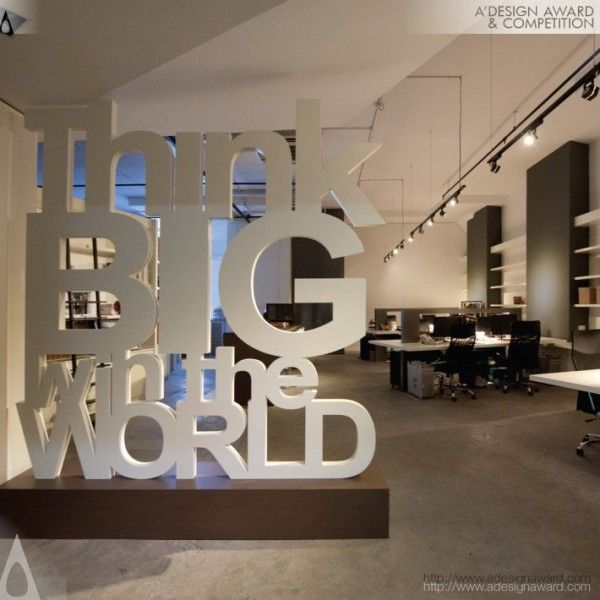 Office Interior Design Awards Architectural
