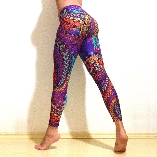 Samba Leggings! | Artsy Clothing | Pinterest | Workout clothing Dream closets and Athletic