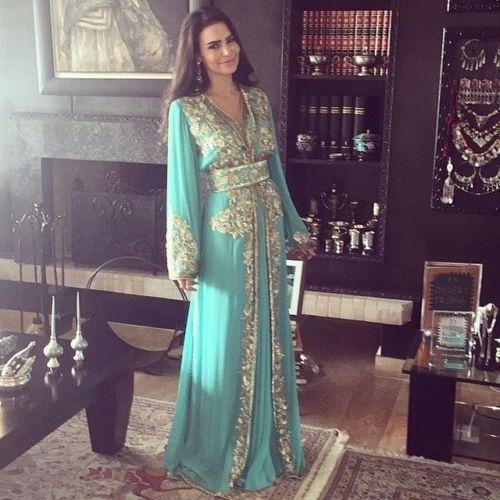 Dubai-Farasha-Moroccan-Kaftan-Dress-Abaya-Jilbab-Islamic-Arabian-clothing-jilbab