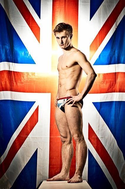 Jack Laugher, diver, Team Great Britain