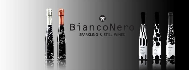bianco nero sparkling wine