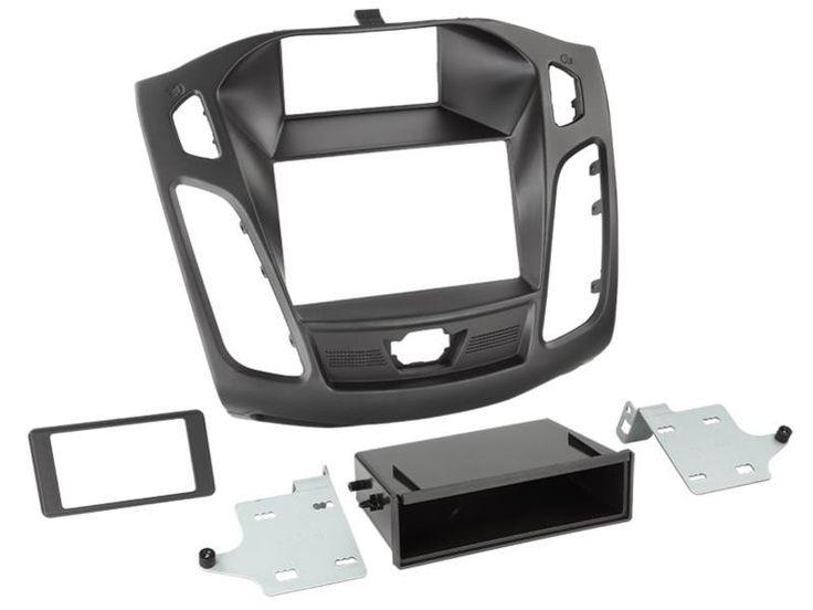 Ford Focus (DYB) 2011.04-2014.11 1 DIN autó rádió beszerelő keret 281114-23-1
