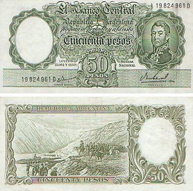 50 pesos moneda nacional