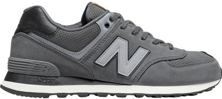 New Balance 574 Leather Shoe