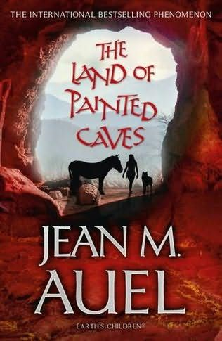 The Land of Painted Caves  (Earth's Children, book 6) by Jean Marie Auel