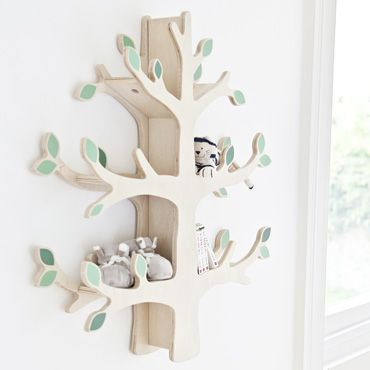 Woodland Tree Wall Shelf                                                                                                                                                                                 More
