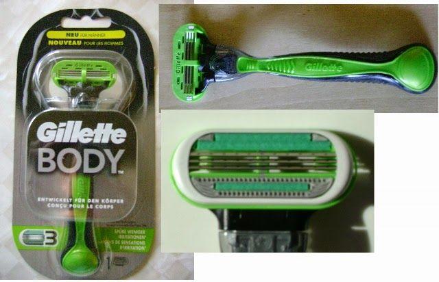Dorian´s Mom Testimonial´s: Gillette BODY - nur für den Körper