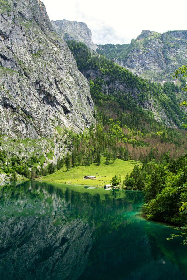 Berchtesgaden #Bayern #Bavaria #Germany #Deutschland #alps #lake #mountains…