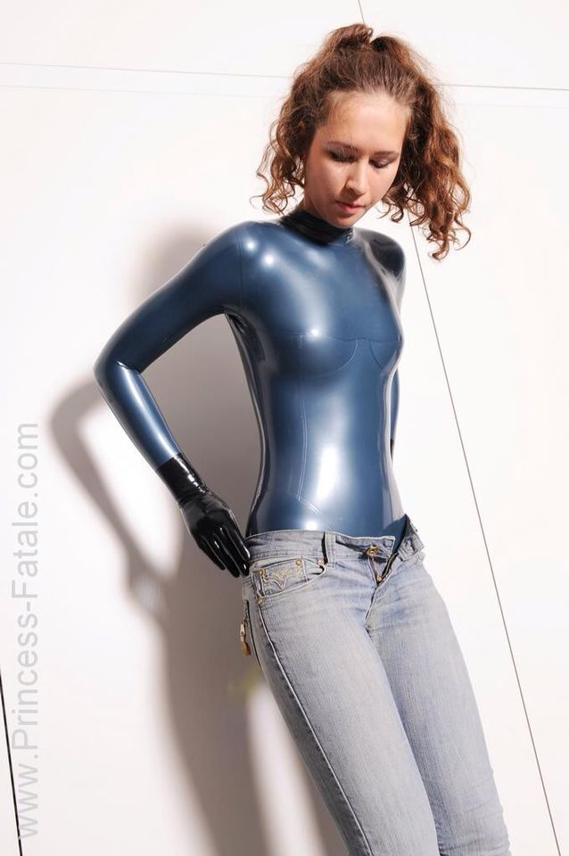 Catsuit | princess fatale | Latex, Latex fashion und Latex ...