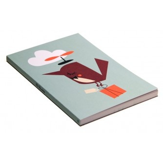 Notebook / Bird