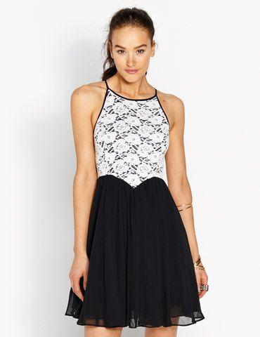 Audrey Fit N Flare Dress