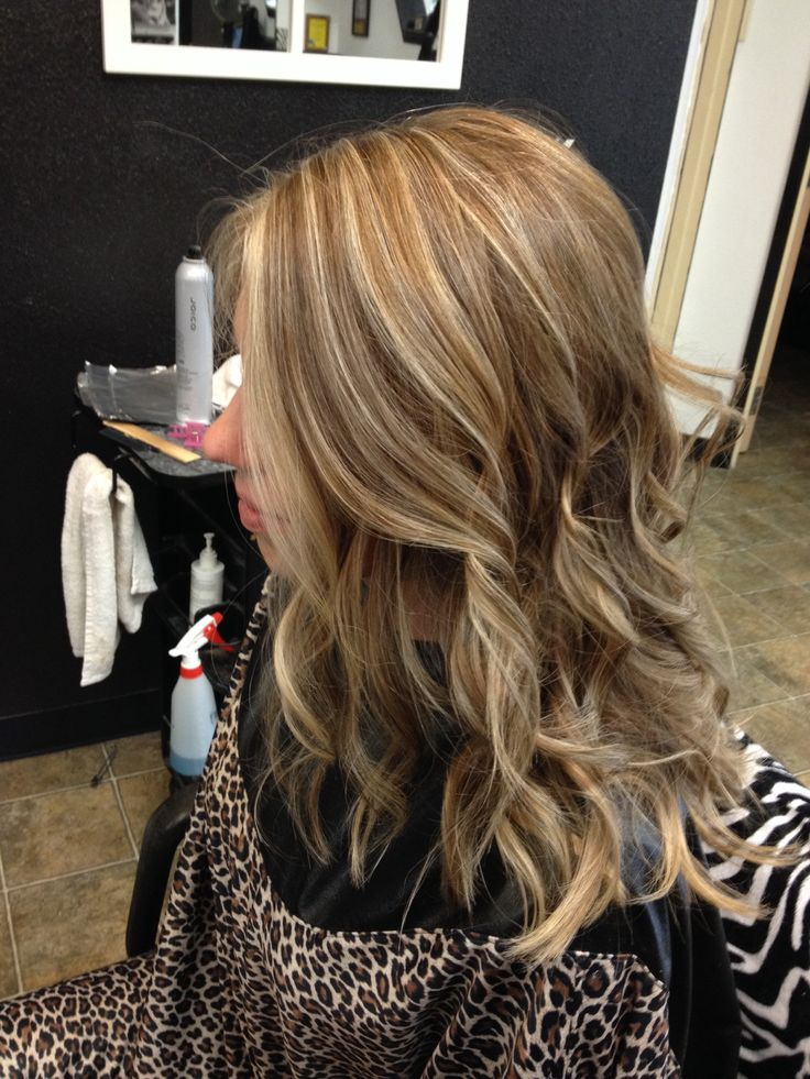 Blonde And Chocolate Brown Weave Hair Pinterest