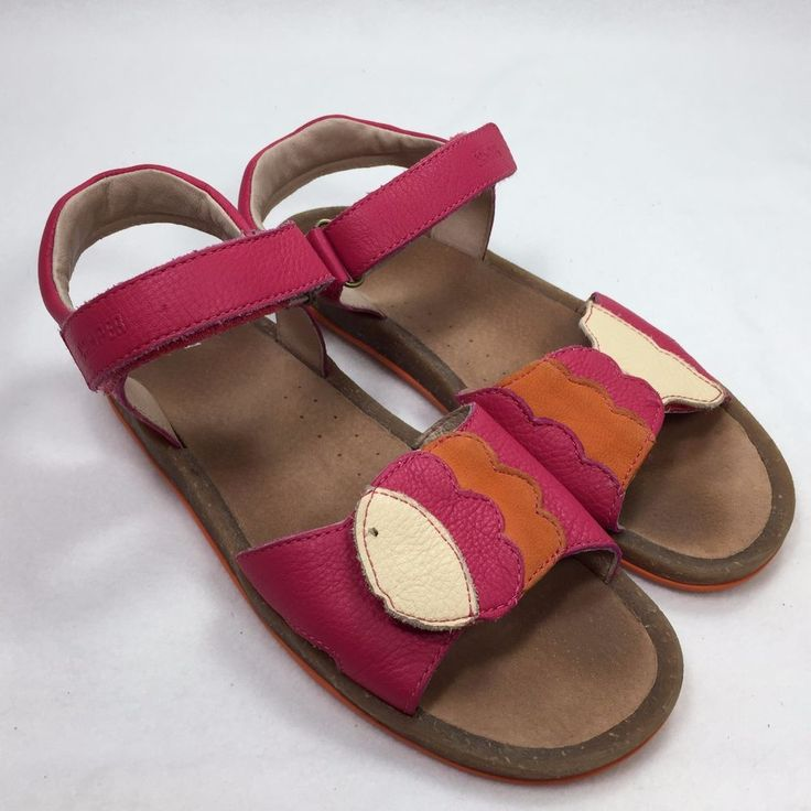 CAMPER Fish Sandals with Toe and Ankle Adjustments - Youth 35 (US 3)