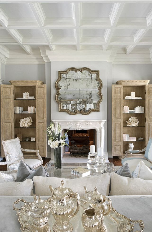 Perfect French Country Home   Oh My God, I Love That Ceiling!!! | French Country I  Love.... In 2018 | Pinterest | Home Decor, Home And Living Room