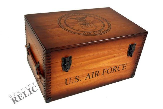 Air-Force-Keepsake-Box