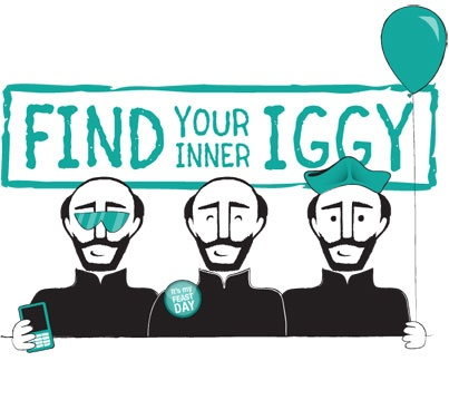 Today's the last day to Find Your Inner Iggy! Visit FindYourInnerIggy.com, and you could win our grand prize!