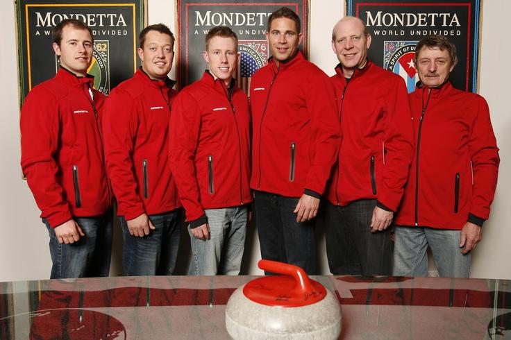 Team Martin at Mondetta HQ.