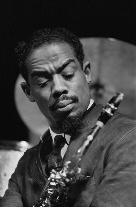 .Eric Dolphy - Photo Guy Le Querrec