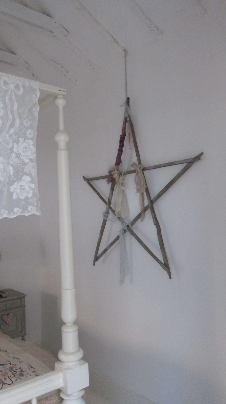 Stars of sticks from Rachel Ashwell Shabby Chic Couture Store www.shabbychic.com