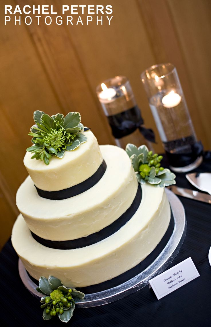 Wedding cake - Stanley Bridge Resort & Conference Centre
