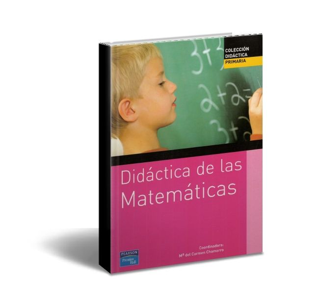 Didáctica de las matemáticas – Maria del Carmen Chamorro – PDF  #didactica #matematicas #educacion  http://librosayuda.info/2016/02/27/didactica-de-las-matematicas-maria-del-carmen-chamorro-pdf/