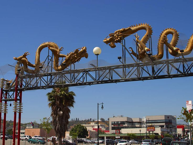 Amazing #China town  in LA. Get cheap Flights to #LAfrom #Sydney. Visit  Here