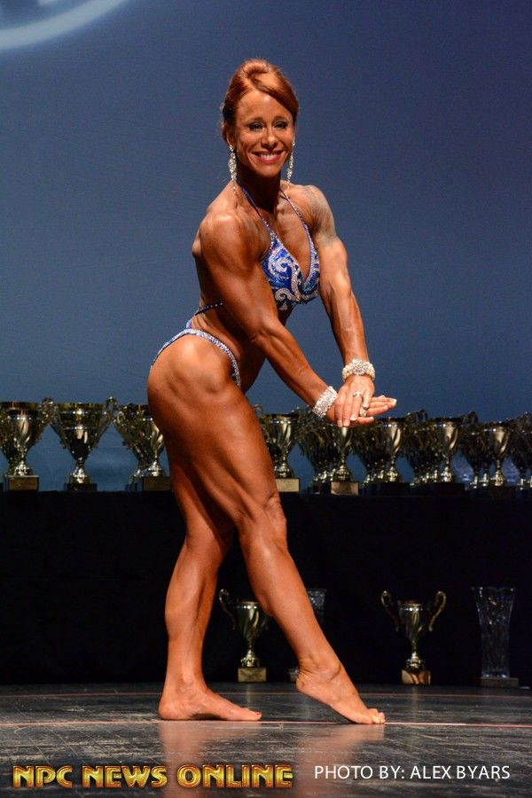 HOLLY JOY CAYIA Women's Physique Class A 1st Place - 2016 ...