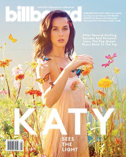 Katy Perry en la [PORTADA] de la última edición de Billboard