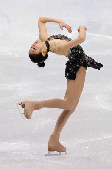 Kim Yu-Na Photo - Figure Skating - Day 12