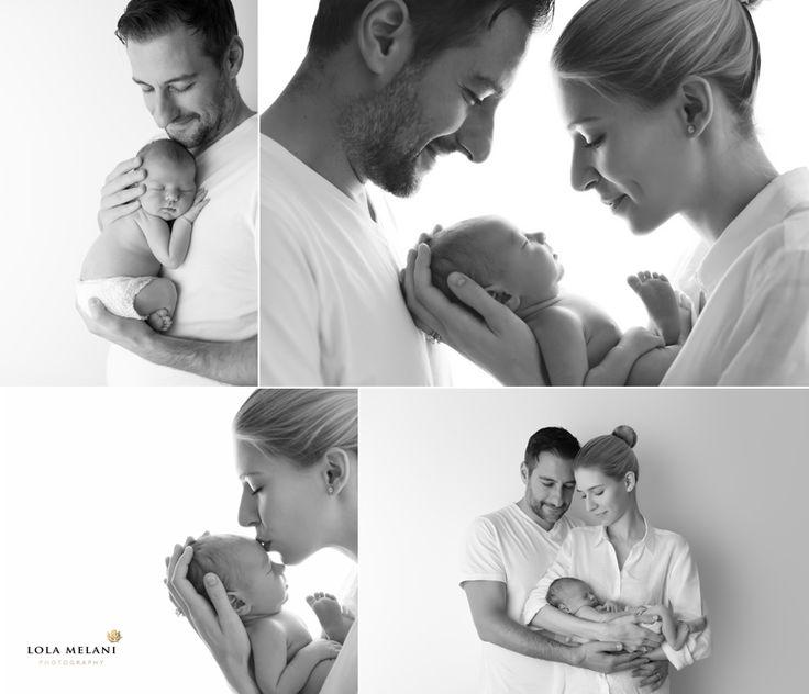 Timeless newborn photography, artistic newborn baby photos, newborn family session, fine-art newborn photography by Lola Melani in NYC
